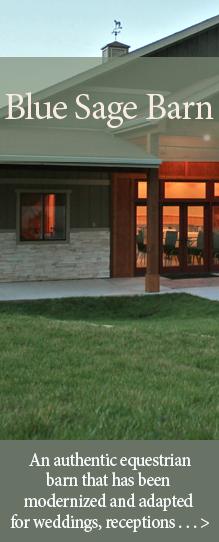 Blue Sage Barn Opening Icon
